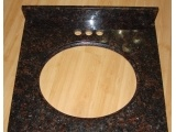 Bathroom Cheap Tan Brown Granite